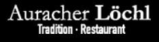 Auracher Loechl Logo