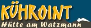 Kuehroint Hütte Logo